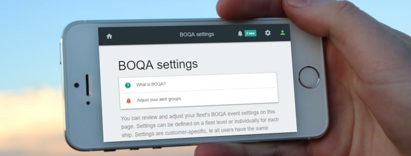 BOQA settings