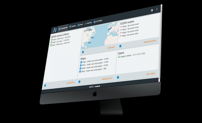nauticAi – Intelligent Maritime Awareness
